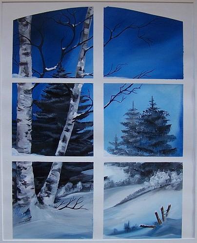 Winterfenster 2011