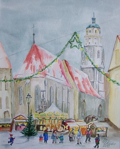 Nördlinger Weihnachtsmarkt 2011