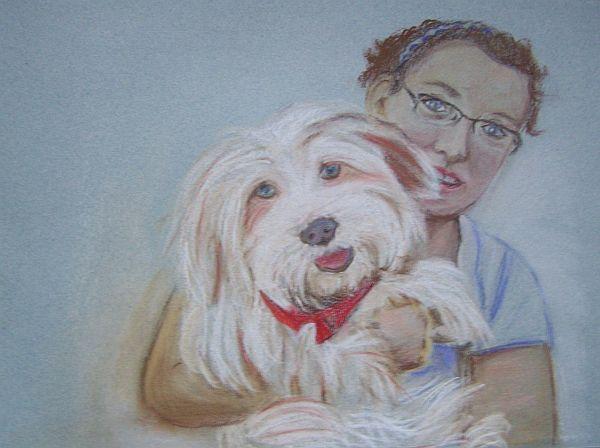 Janine und Kiro 2009