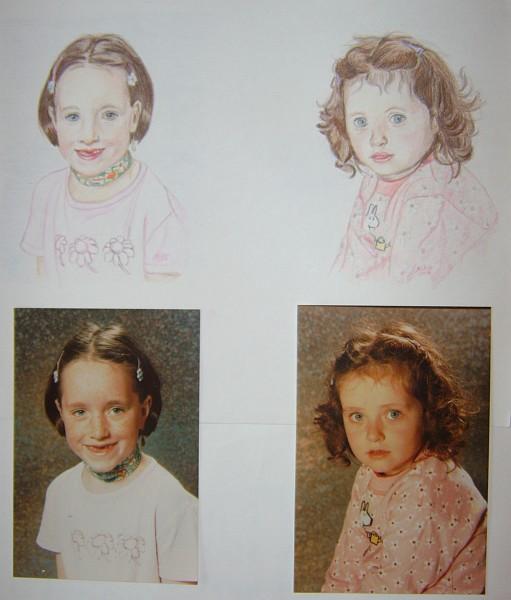Portrait Auftrag 1a 1995