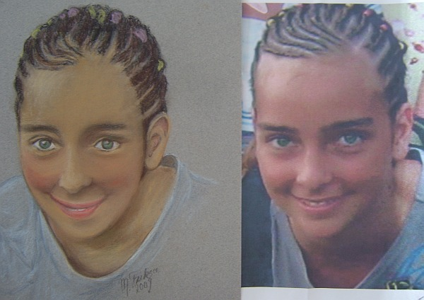 Portrait Auftrag I 2009
