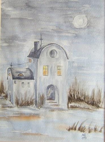 Haus im Mondschein 1997