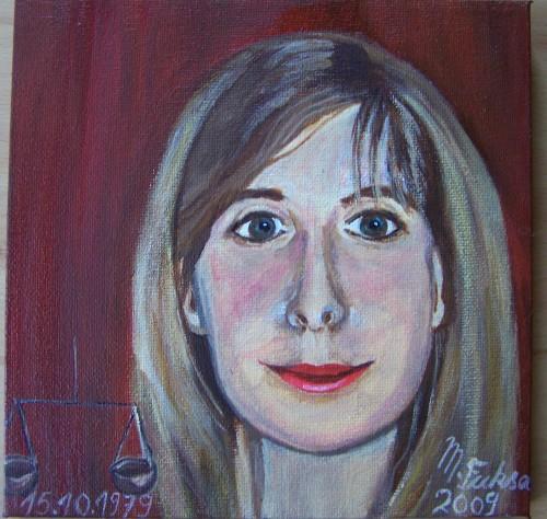 Portrait Jasmin 2009