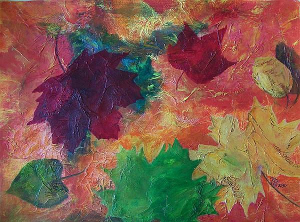Herbstblätter 2010