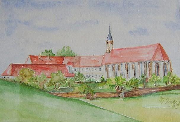 Kloster Kirchheim 2009