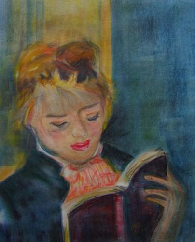 Renoir - Die Lesende 1999