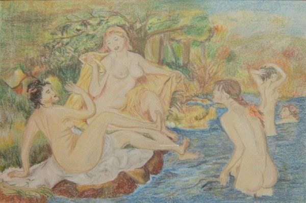 Renoir - Badende Schönheiten 2005