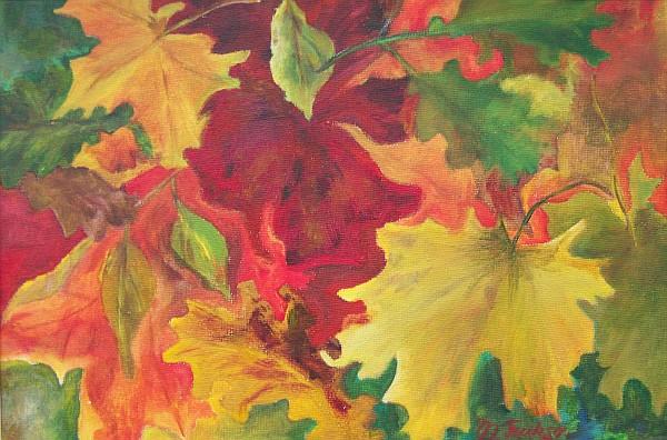 Herbstblätter 2005