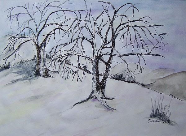 Weisser Winter 2007