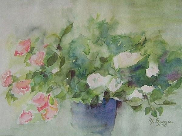 Zweierlei Blumen 2008
