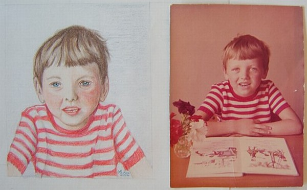 Portrait Auftrag 1b 1995