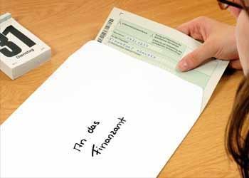 Steuerliche Anmeldung