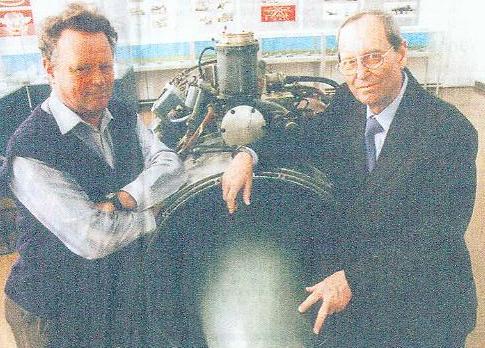 Jochen Werner und Dr. Peter Wolf