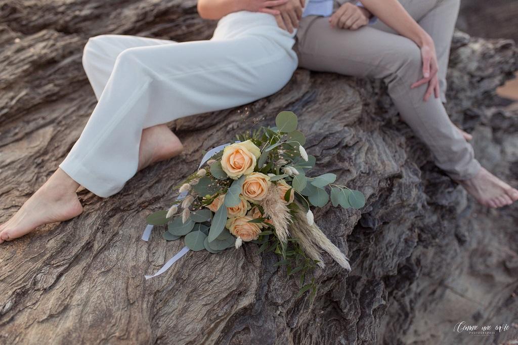 Histoires Botaniques - Mariages - Lever du Jour
