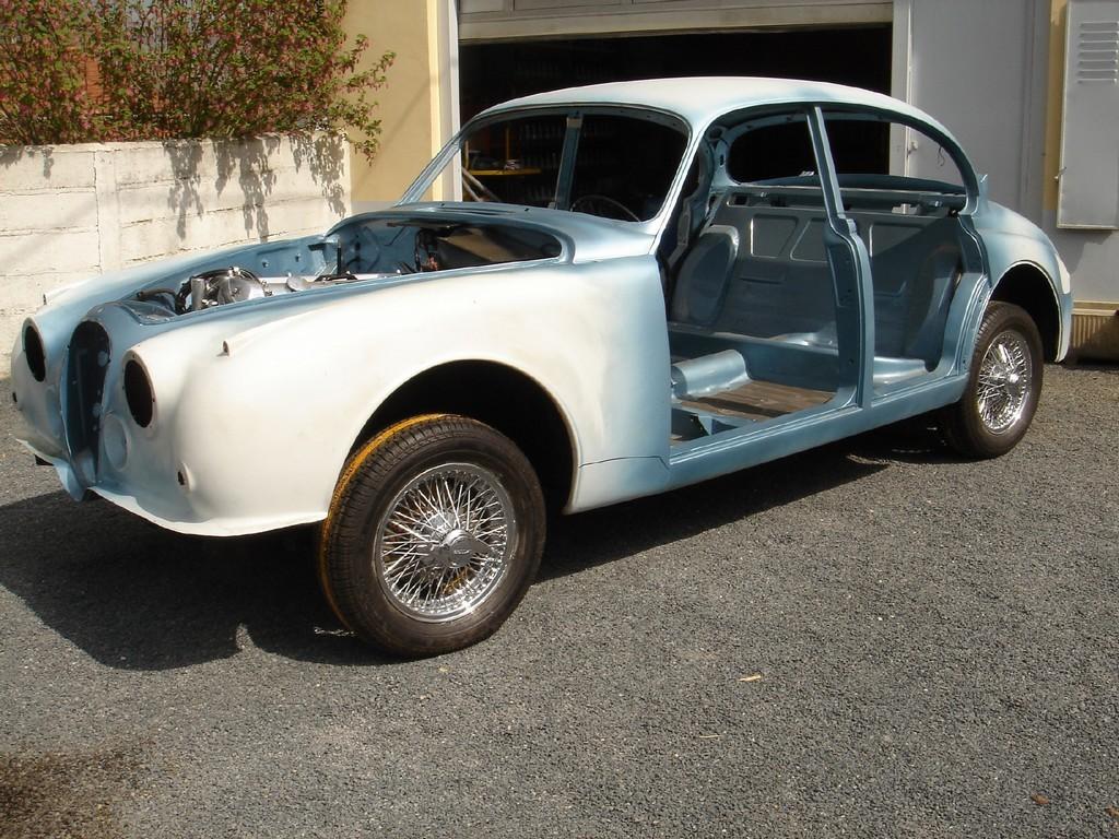 Jaguar MK 2 3.8L