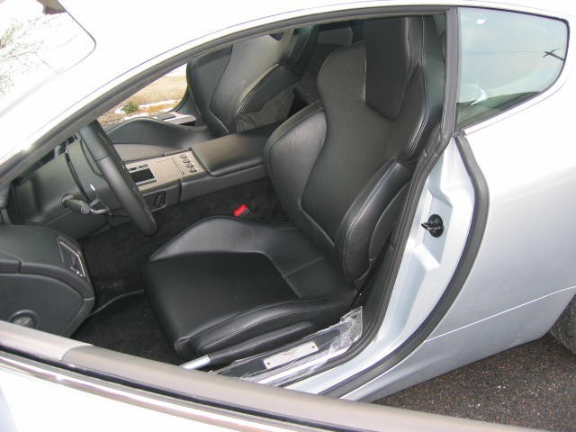 aménagement AR Aston Martin DB9
