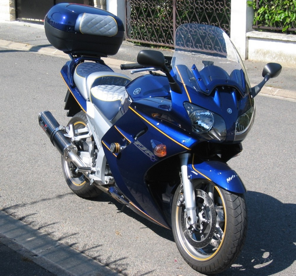 Yamaha FJR Picsou