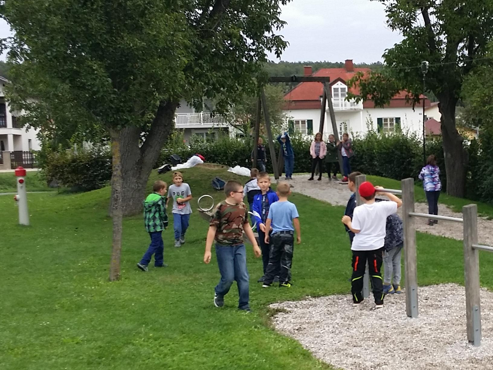 Spielplatz Neutal