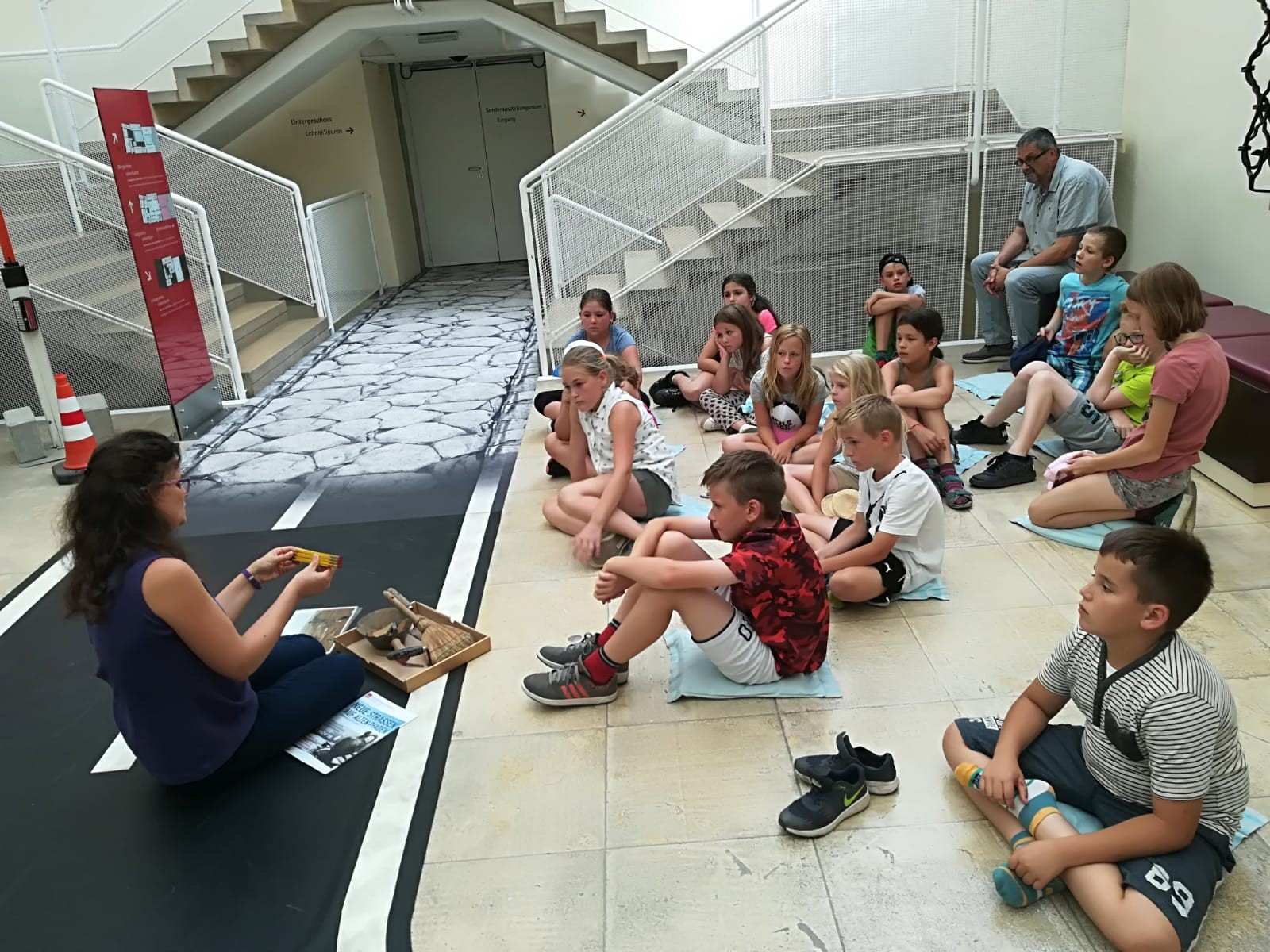 im Landesmuseum
