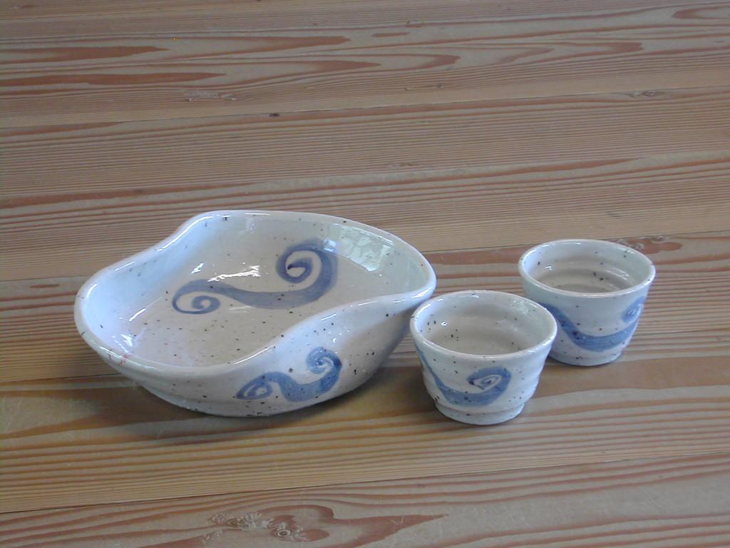 めん鉢と小鉢