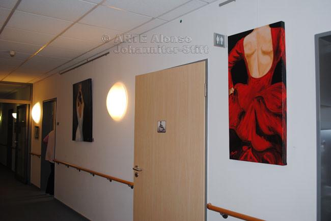 8. KalkKunst 2012,  Johanniter-Stift,  51103 KÖLN, Okt. 2012