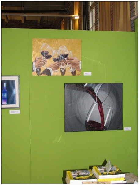 """""""Reben, Ranken, Riesling - Berliner Weingeschichte"""" 10405 BERLIN, 2009"""