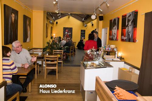 Kaffee Haus LIEDERKRANZ, 51465 BERGISCH GLADBACH, Febr.2010