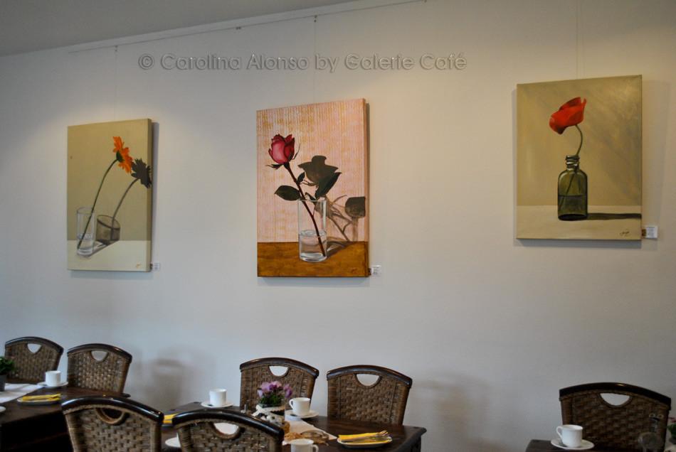 Galerie Café, April 2015