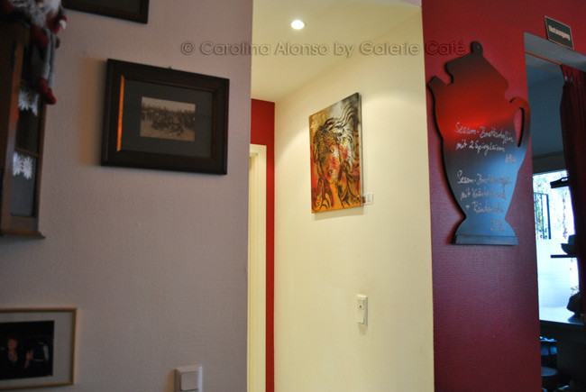 Galerie Café Berg.-Gladbach, Oktober 2014