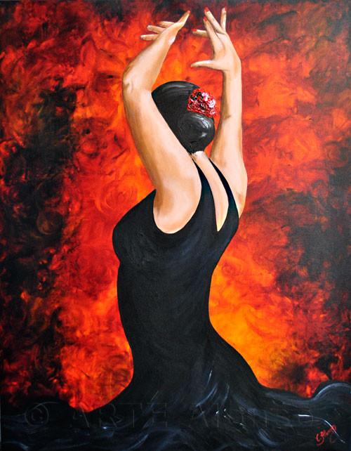 Olé 2 (2011), 100 x 80 cm
