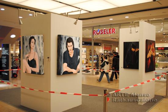 Rathaus Galerie 2011,KulturKreis, LEVERKUSEN-Wiesdorf,März   2011