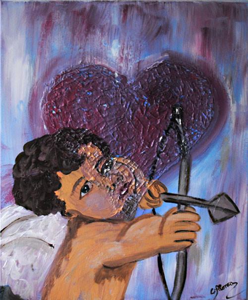 Amor (2010) 80 x 60 cm