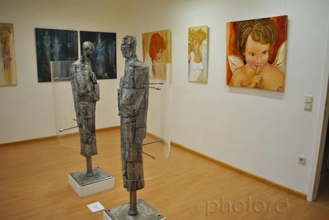 Galerie Graf-Adolf, 51065 Köln-Mülheim, Aug. 2012