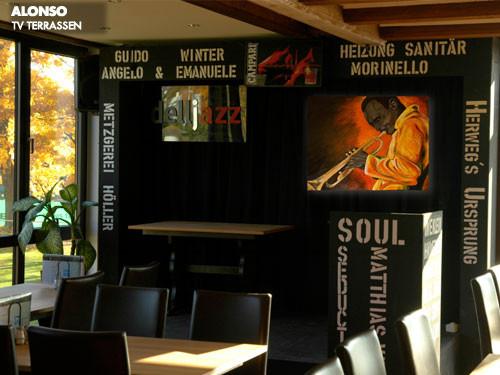 TV-Terrasse, Jazztime 2009