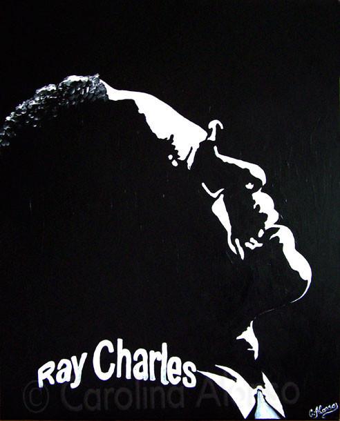 Ray  (2007)  100 x 80 cm