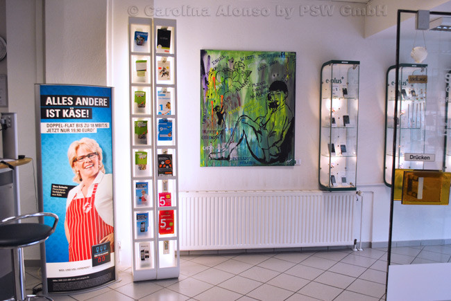 PSW Handelsgesellschaft für Telefon & Bürotechnik, 51503 RÖSRATH,