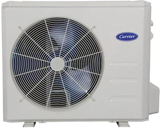 Outdoor ductless air conditioner