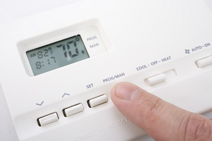 Heating and air conditioning repair or replacement