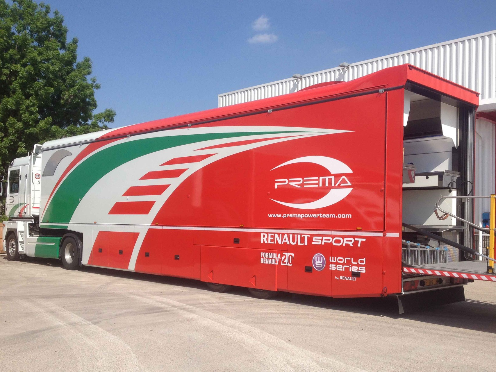 Prema Corse Vicenza