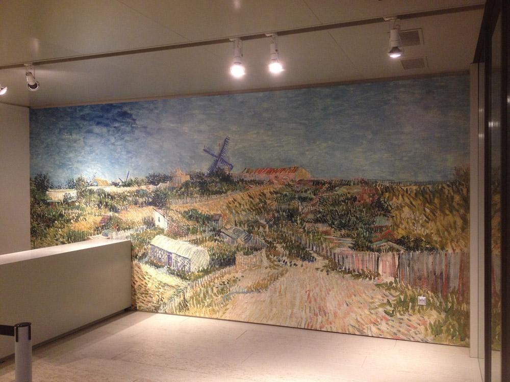 Allestimento per un museo a Verona