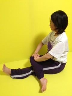 腰予防、ランニング