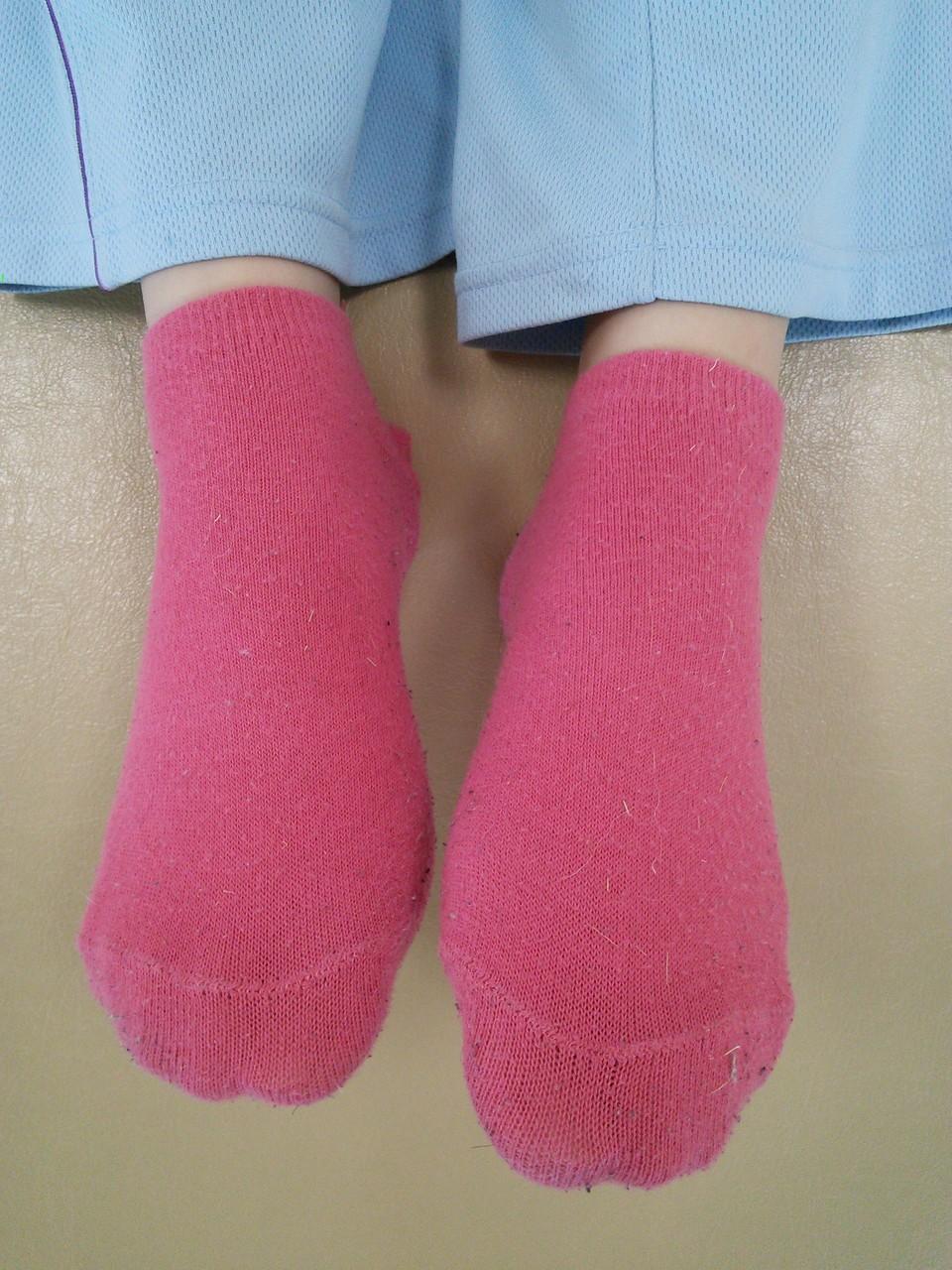 足の位置で骨盤の傾き確認