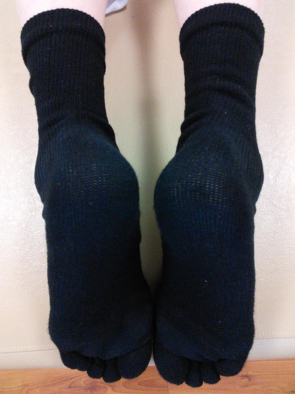 足が揃っています 腰痛の改善 施術後