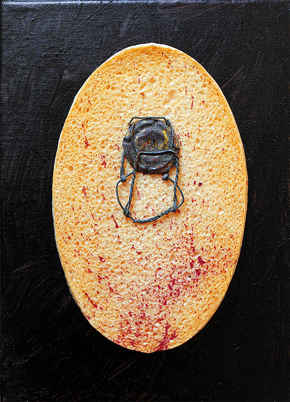 """The mother of """"Disposed Demons"""" 