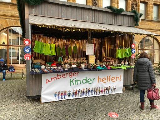 Amberger Weihnachtsmarkt 2020