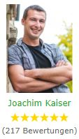 Webinar-Trainer Joachim Kaiser Video Aufzeichnungen Online Marketing