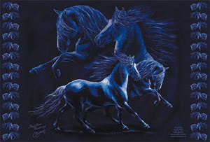 Blue Fandango