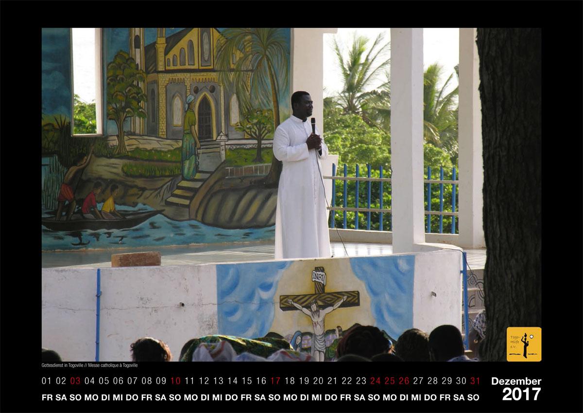 Wir wünschen allen ein Frohes Neues Jahr - Togohilfe e.V.