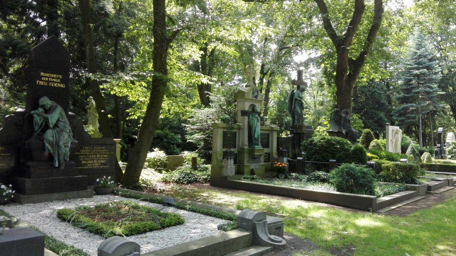 Gräber, Grün & Stadtgeschichte – Der Melaten-Friedhof in Köln
