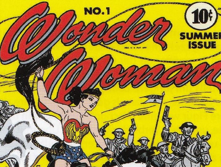 Wonder Woman  – Wie alles begann